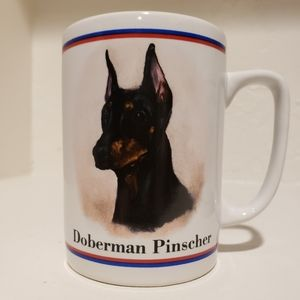 ✌ 3 Mugs for $10 Doberman Pinscher Dog Mug